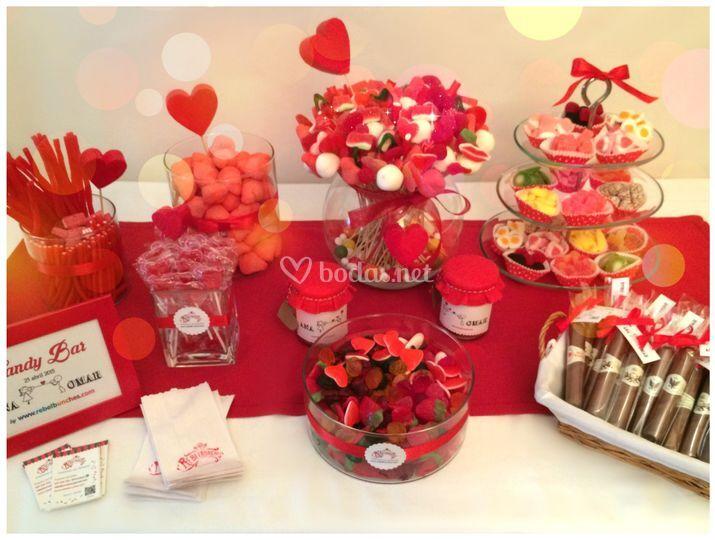 Candy Bar Love