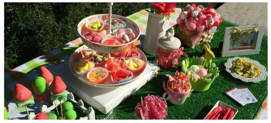 Detalle de Candy Buffet
