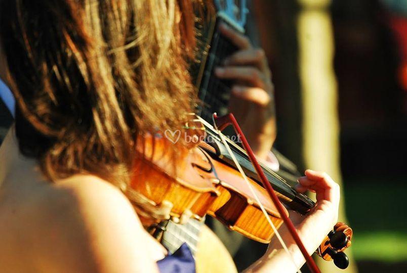 Música para bodas en Galicia