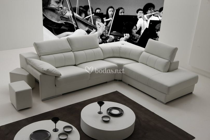 Sofa rincón tendencia