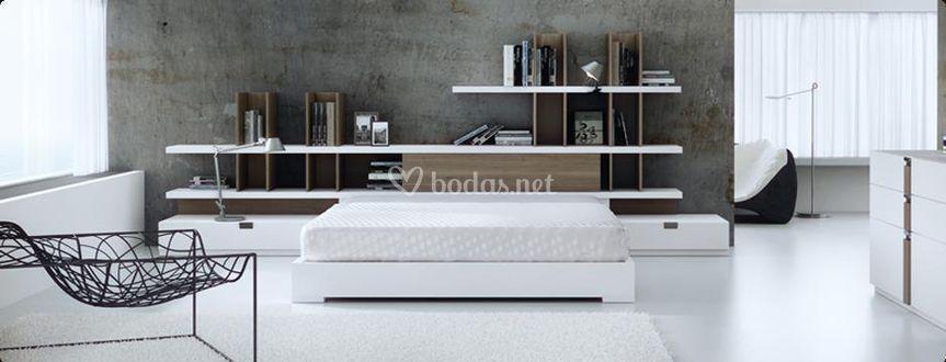 Dormitorio tendencia