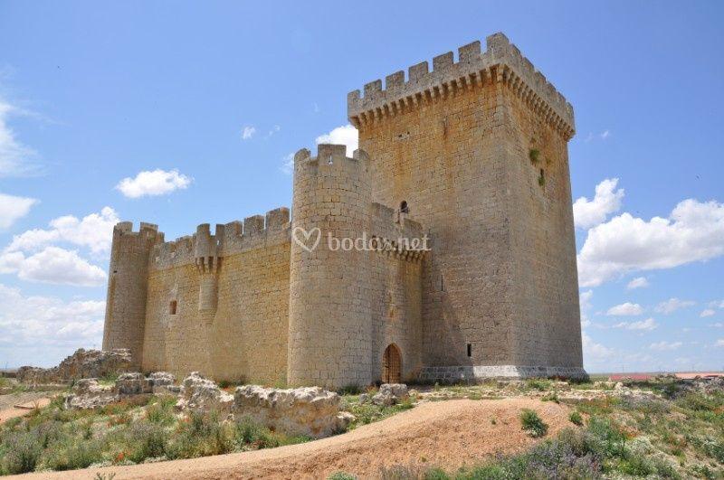 Castillo de Villalonso