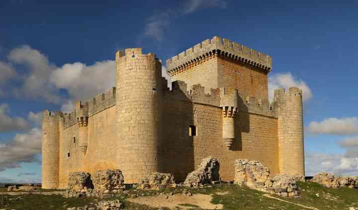 Castillo de Villalonso Eventos
