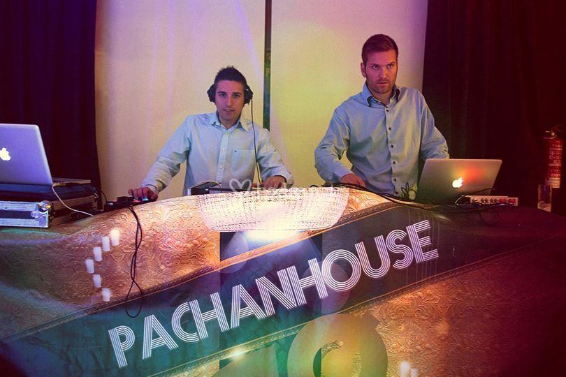 Dj's pachanhouse