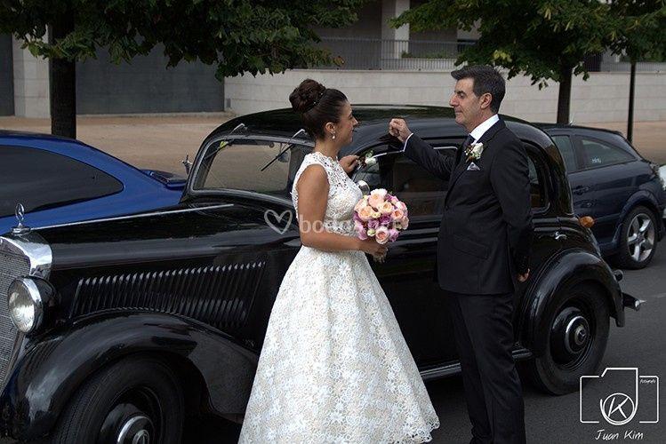 Para ir a la boda