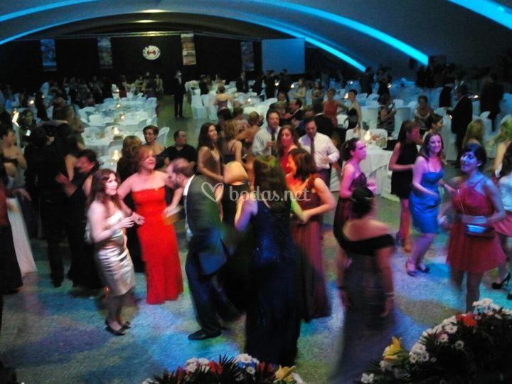 Bailes asegurados