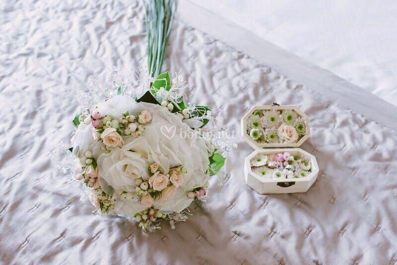 Bouquet de rosmelia