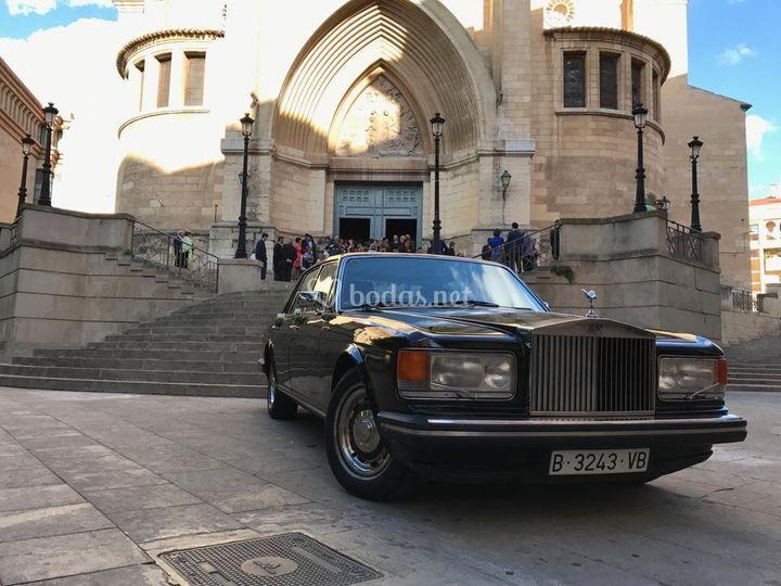 Rolls Royce Spirit