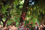 Salida de la ceremonia de Mas�a Papiol