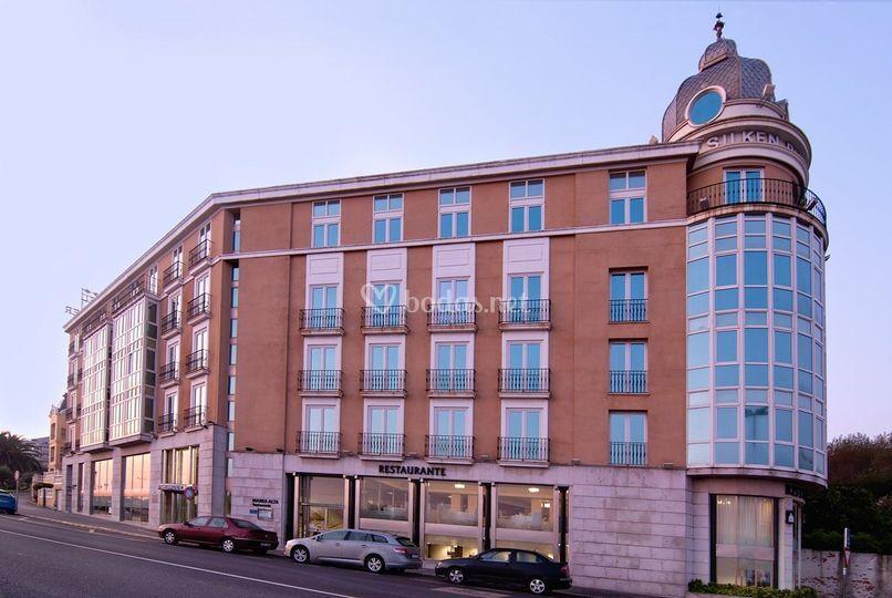 Hotel Silken Río Santander