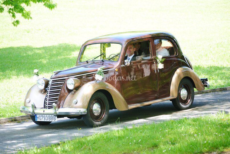 Fiat 1100E de 1939