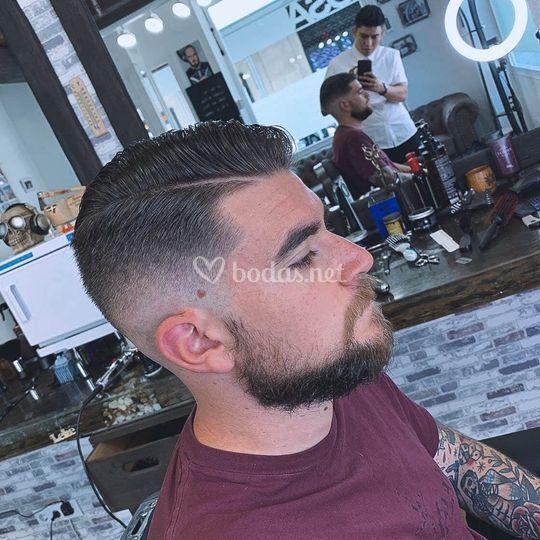 Barbería Premium