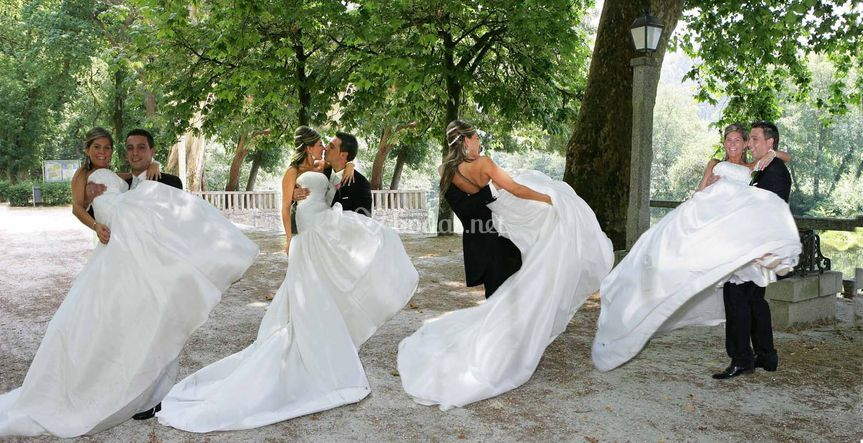 Foto para bodas
