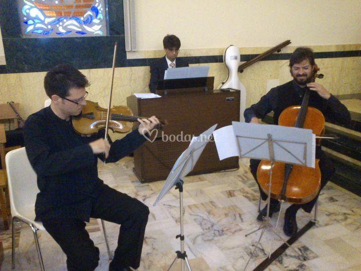 Interpretando a Bach