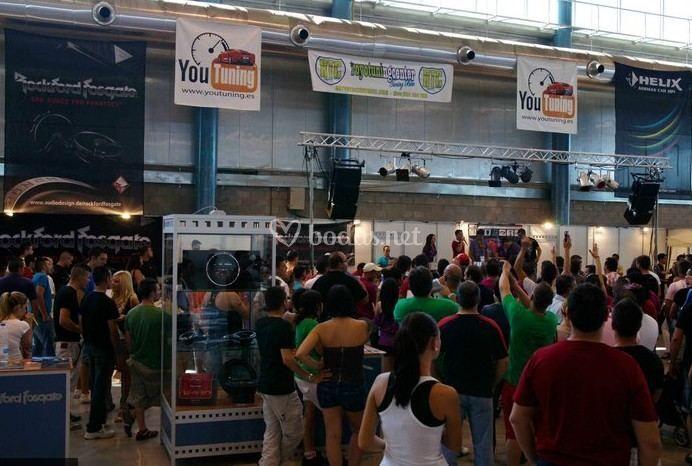 Tuning show IFA alicante