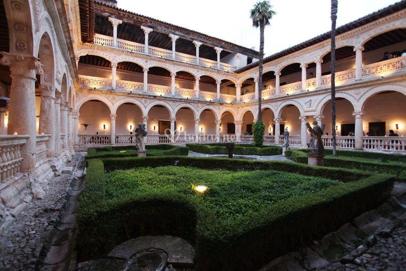 Un lugar único de Monasterio de San Bartolomé de Lupiana