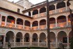 Al atardecer de Monasterio de San Bartolom� de Lupiana