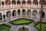 Jard�n de Monasterio de San Bartolom� de Lupiana