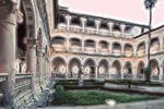 Preciosas vistas de Monasterio de San Bartolom� de Lupiana