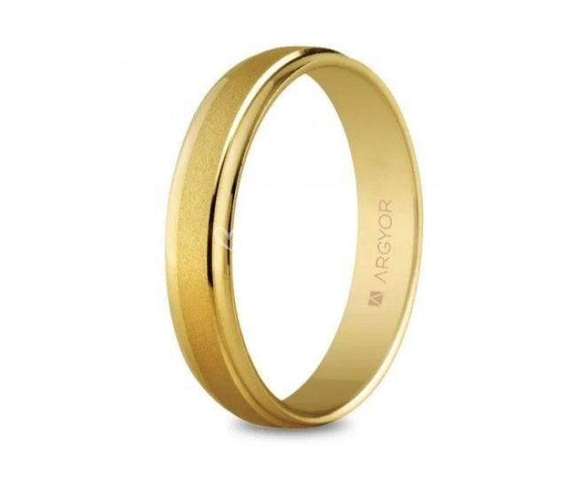 Alianza de boda Argyor de oro