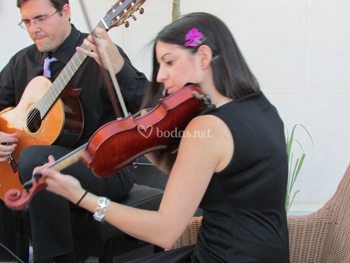 Dúo guitarra/violín