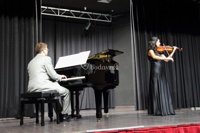 Dúo piano/violín