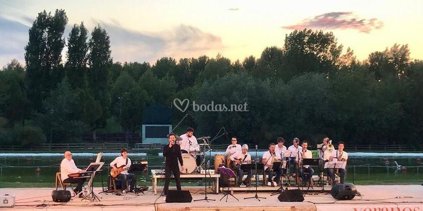 Big band jazz/swing