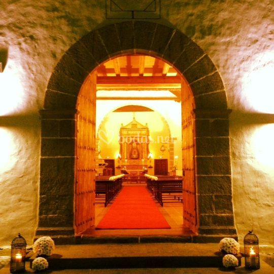 Puerta Ermita