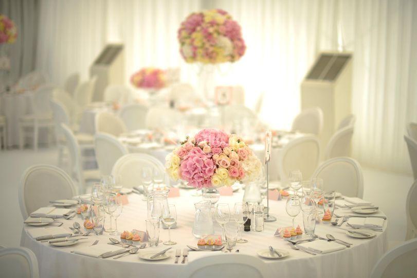 Catering para la boda