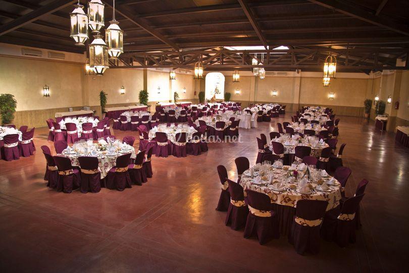 El gran salón