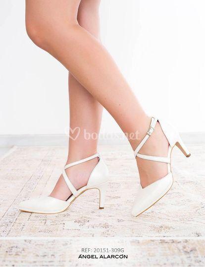 Zapatos de novia 2020 anny