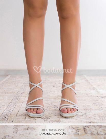 Zapatos de novia 2020 anika