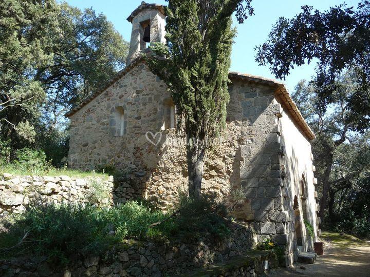 Sant Pere de Clarà capilla