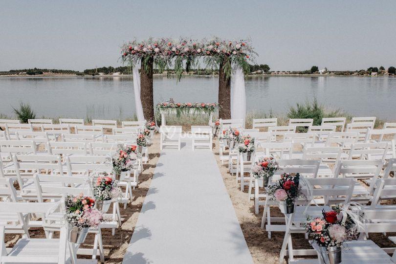 Ceremonias en lagos