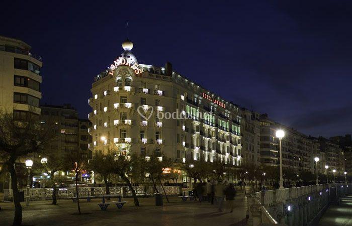 Hotel para bodas Guipúzcoa