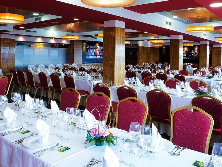 Salón de banquetes Juan II
