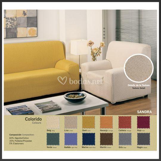 Fundas de sof ajustables de outlet textil fotos - Fundas sofas ajustables ...