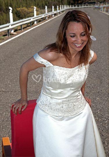 Foto para novias