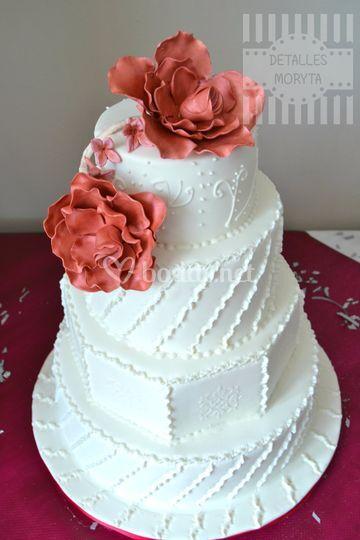 Tarta de boda-detallesmoryta