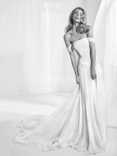 Vestidos novia pronovias outlet