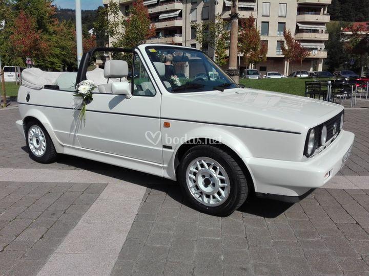 VW Golf Cabrio 2