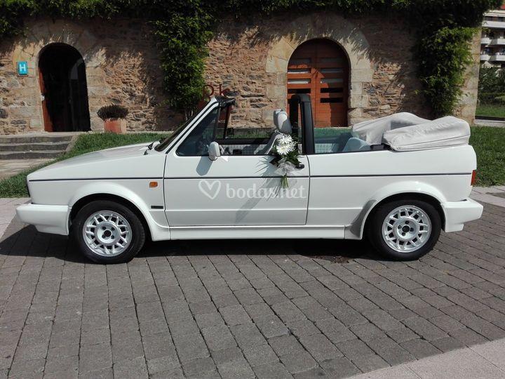 VW Golf Cabrio 3