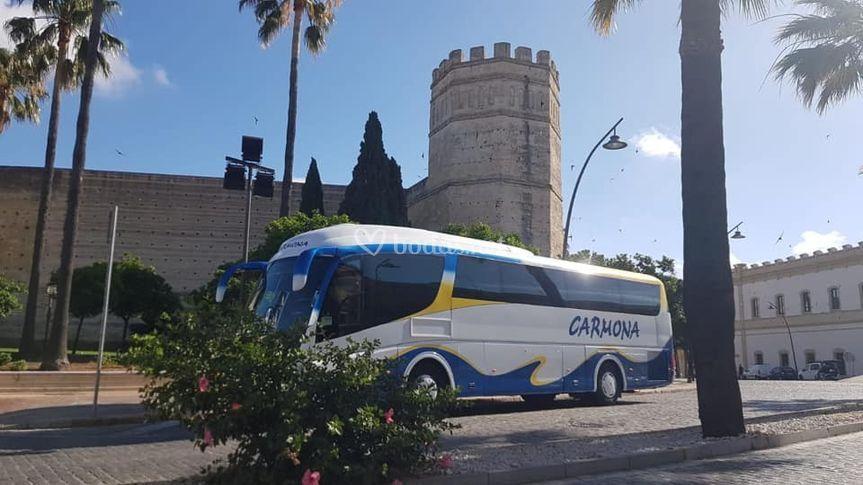 Autocares Gomez Carmona