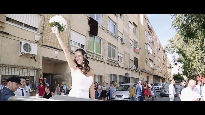Filming Bodas Valencia