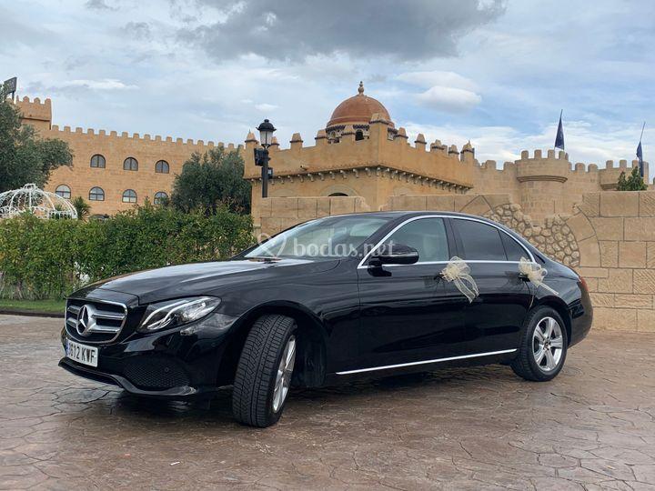 Mercedes Clase E - Categoría S