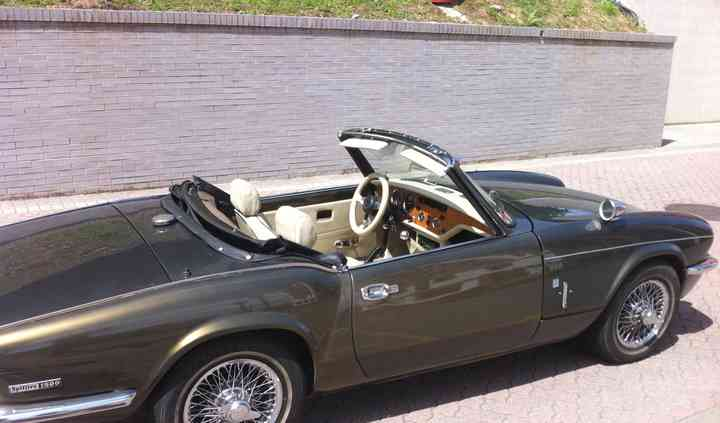Triumph Spitfire 1500