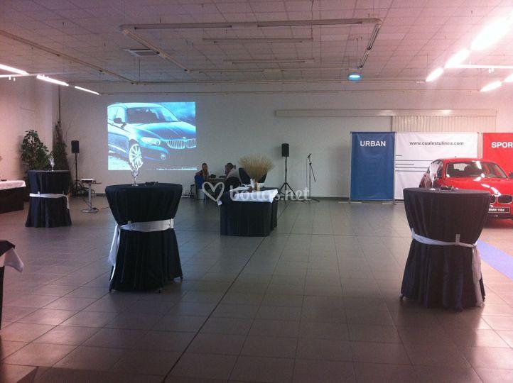 Presentación BMW s1
