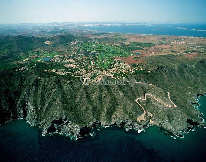 Foto general del resort