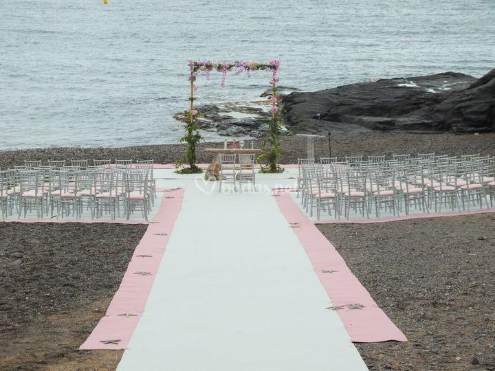 Ceremonia La Cala