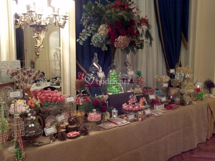 Sweet de boda